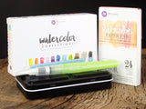 Prima marketing watercolor painting travel kit by Danita