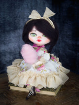 Danita's child like dolls are not toys, they are works of art that only Danita knows how to make as art dolls.