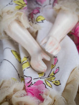 Detailed hands on Danita art dolls are details sought by collectors all over the work. Danita art dolls are unique, beautiful and coveted by everyone.