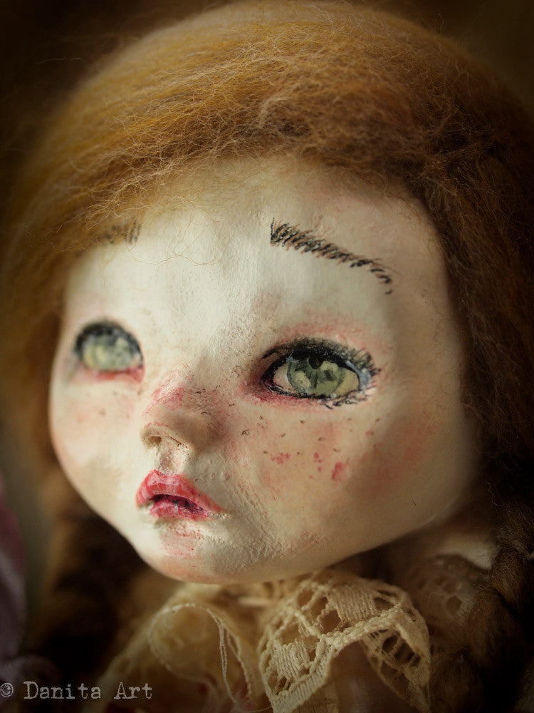 Sophie, Art Doll by Danita Art