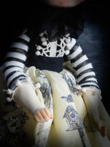 Ceramic dolls and hands are built by Danita using mixed media techniques to create astonishing unique and one of a kind OOAK dolls.