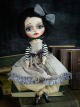 Danita makes amazing handcrafted art dolls with her secrets for dollmaking techniques. See the details she gives to their lifelike art dolls.