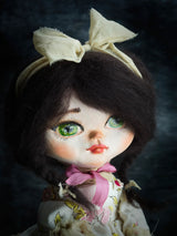 Cotton candy Belle, Art Doll by Danita Art