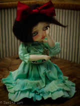 Belle, Art Doll by Danita Art