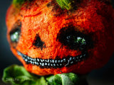 A toothy grin from this amazing doll by Darknita. You really can't tell if it's friend or foe. By Danita Art
