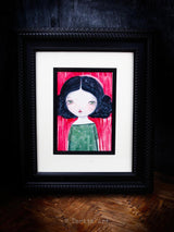 Gabriela, Original Art by Danita Art