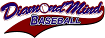 Diamond Mind Baseball Logo