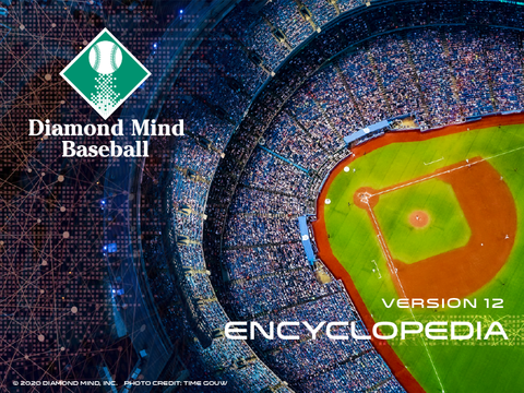 Diamond Mind Baseball Encyclopedia: Version 12