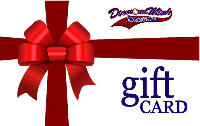 Diamond Mind Baseball Gift Certificate