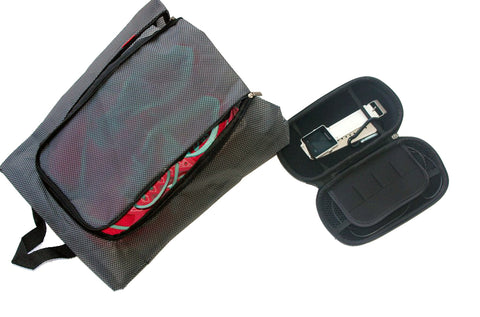 Runner's Watch Case & Shoe Bag