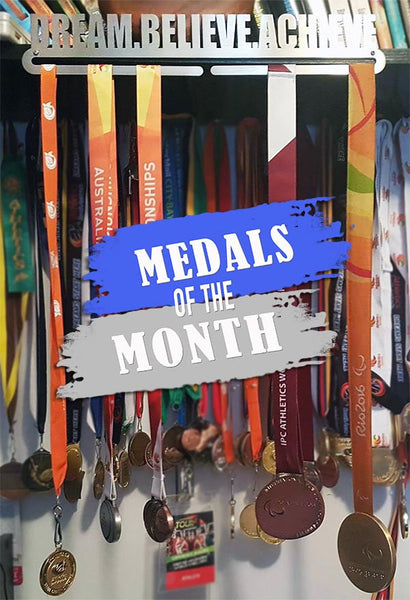 Medals of the Month