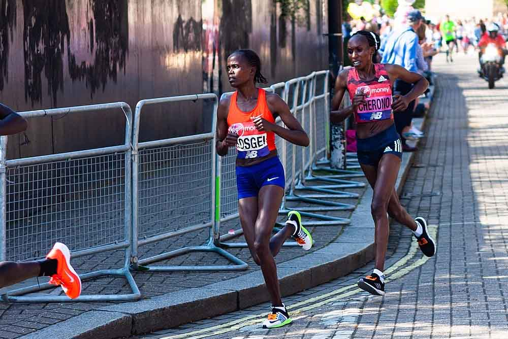 Brigid Kosgei - Fastest Female Marathon Ever