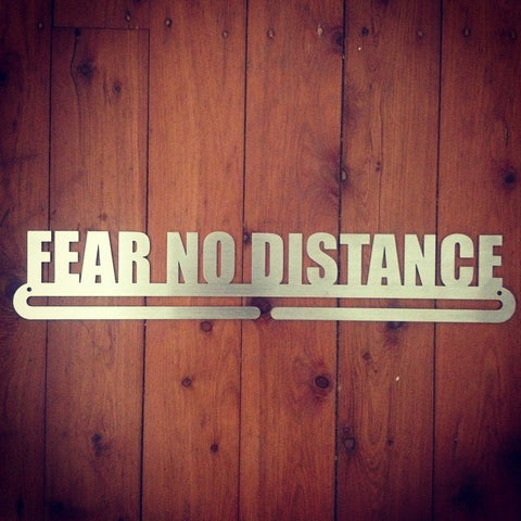 Medal Hanger Fear no Distance