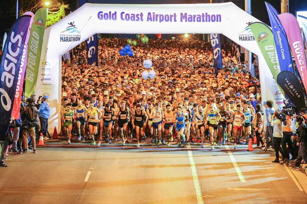 Gold Coast Marathon 2018