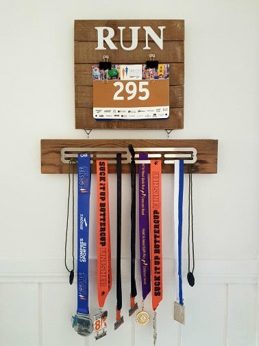 Double Extension Medal Display Hanger