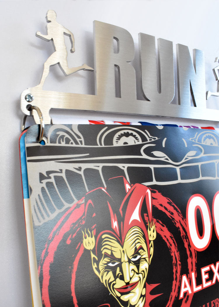 Race Bib Display for Runners™ V2.0 - Run