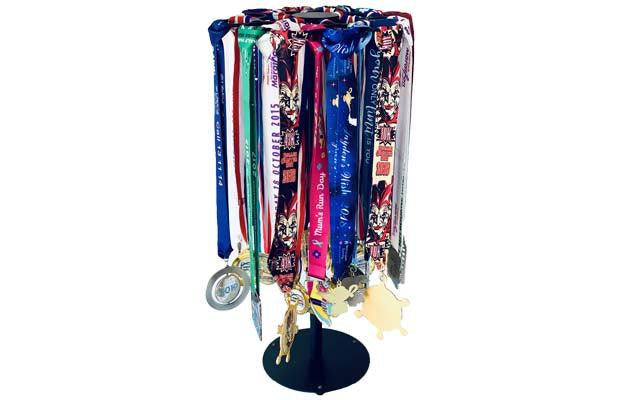 Easi-Rotate™ Tabletop Medal Display™