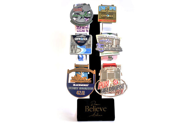 Tabletop Medal Display™ (Dream Believe Achieve™)
