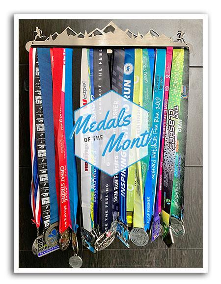 Medal Display Hanger - Trails™