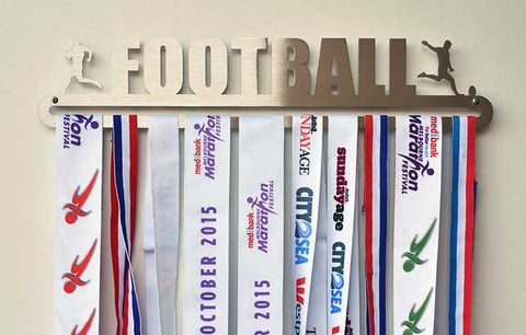 Medal Display Hanger - Football™
