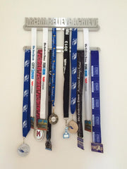 Medal Display Hanger - Dream. Believe. Achieve.