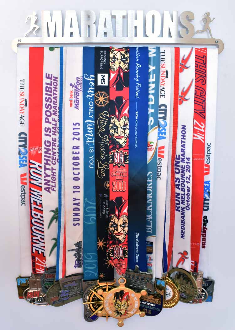 Medal Display Hanger - Marathons™