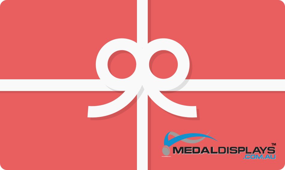 Medal Display Gift Card