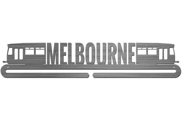 Melbourne Medal Display Hanger - Gift for runner