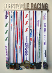 Medal Display Hanger - Obstacle Racing