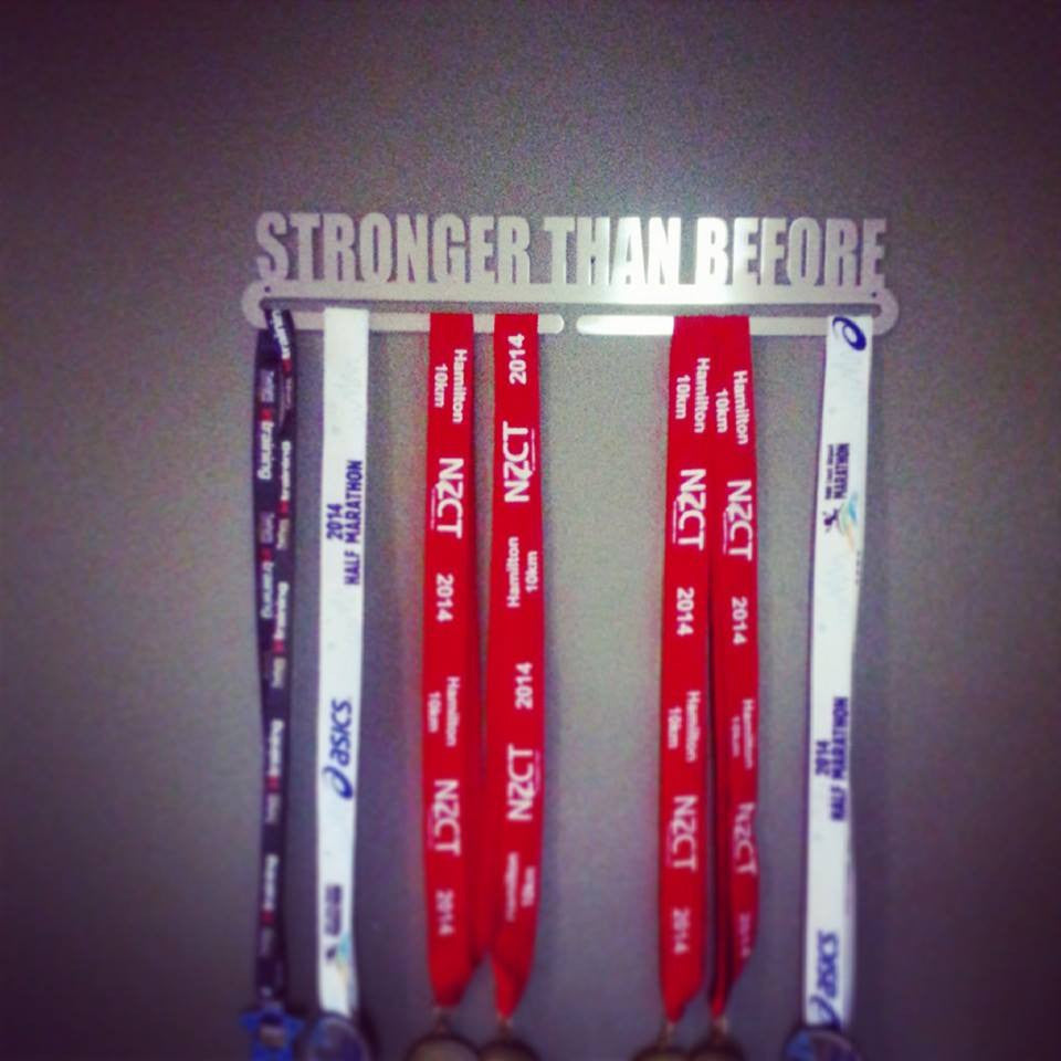 Medal Display Hanger - Stronger Than Before™