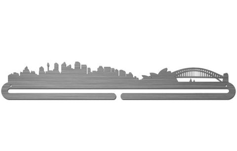 Medal Display Hanger - Sydney Skyline