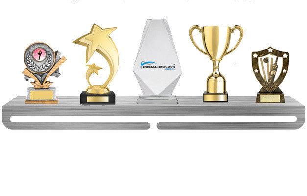 Trophy Shelf with Medal Display™