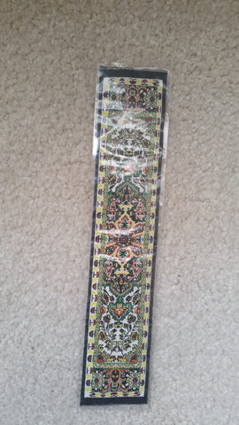Carpet Bookmarks