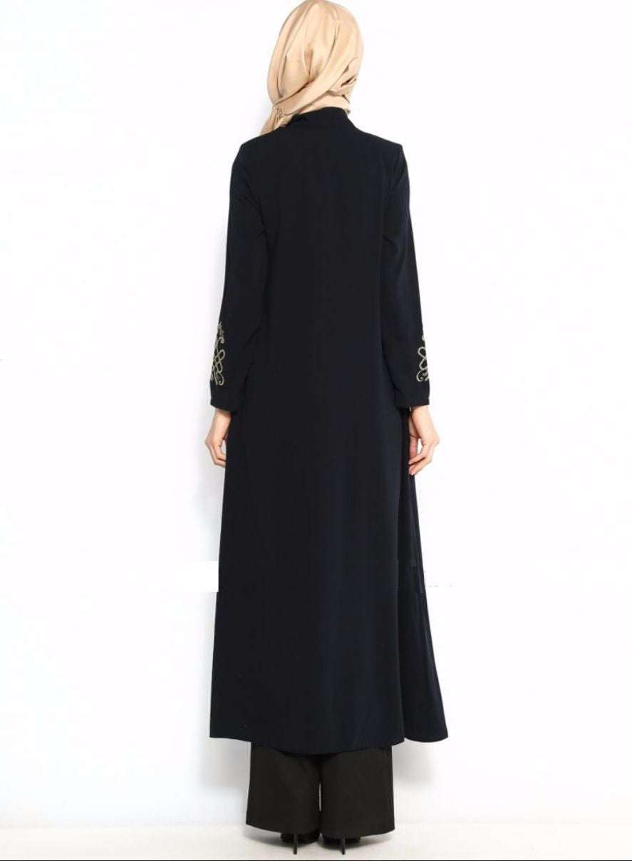 Turkish Abaya 2