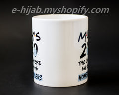 Mom's Homeschooling T-Shirt & Mug Set