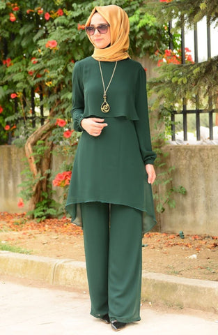 Tunic and Pants Set