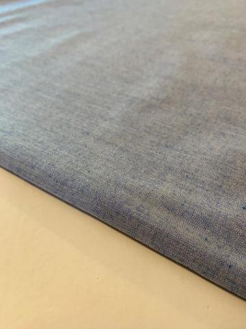 3m LEFT: Modern chambray cotton shirting