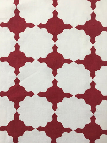 Modern decorator faux antique quilt cotton or blend FQ+