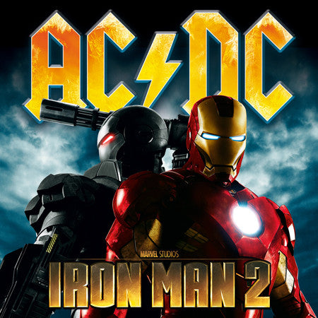 AC/DC iron man 2 soundtrack