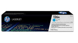 LaserJet Toner Cartridge, HP 126A (310/,311,/312,/313) - Dolphin Stationers