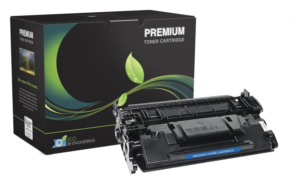 PREMIUM TONER CARTRIDGE MSE CF 226A (26A) BLACK - Dolphin Stationers