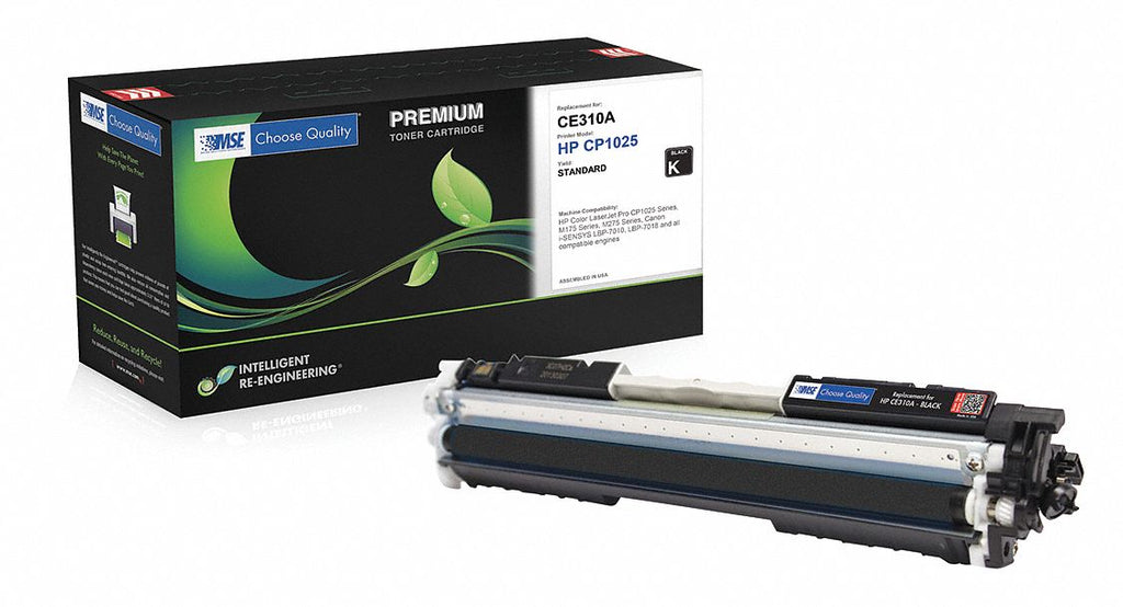 PREMIUM MSE LASERJET TONER CARTRIDGE, HP 126A (310/,311,/312,/313) - Dolphin Stationers