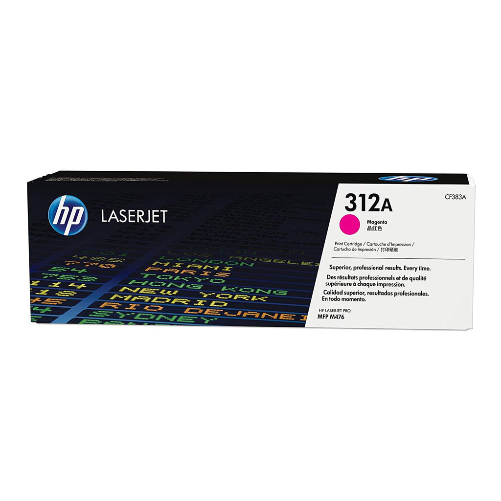 HP 312A (CF383A) Magenta Original Toner Cartridge for HP Color LaserJet Pro M476 - Dolphin Stationers