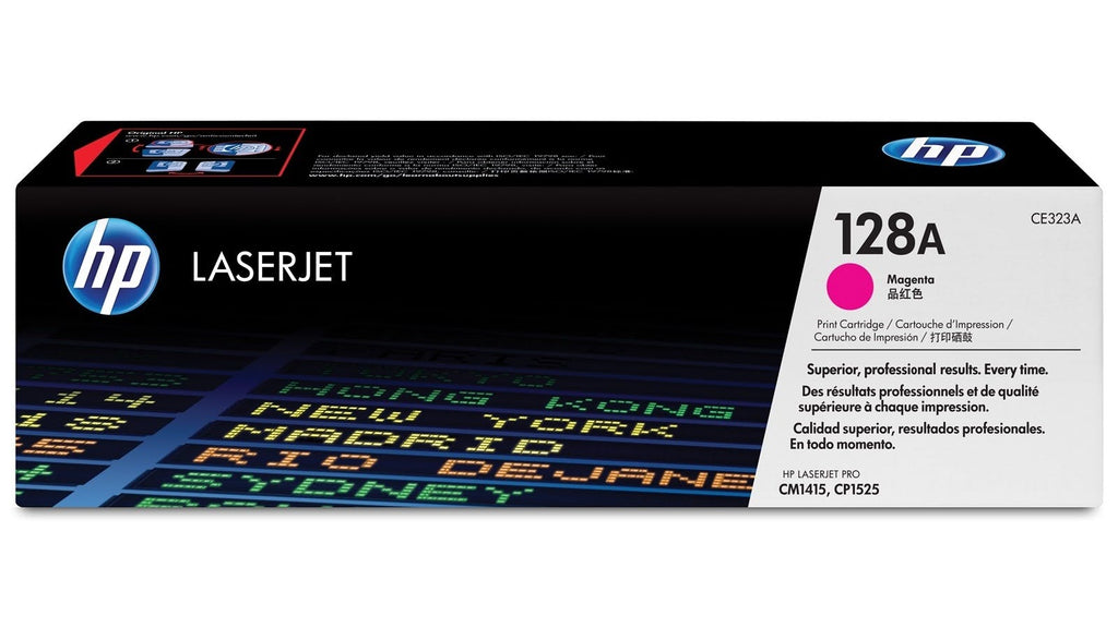 HP LASERJET TONER CARTRIDGE, HP 128A (320/,321,/322,/323) - Dolphin Stationers