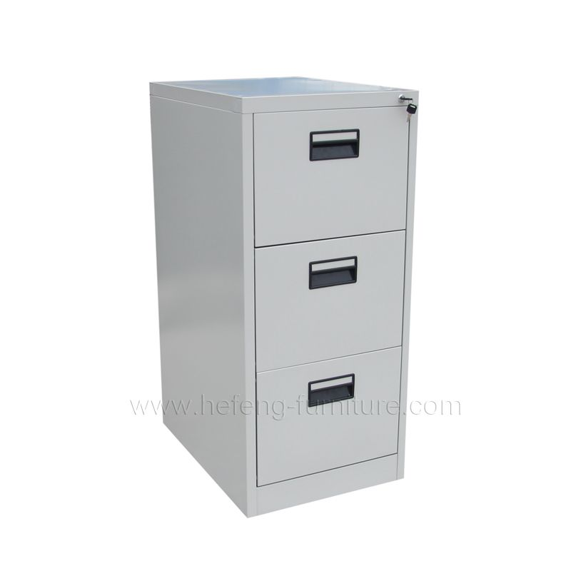 Metalic Cabinet 3 Drawer - Dolphin Stationers