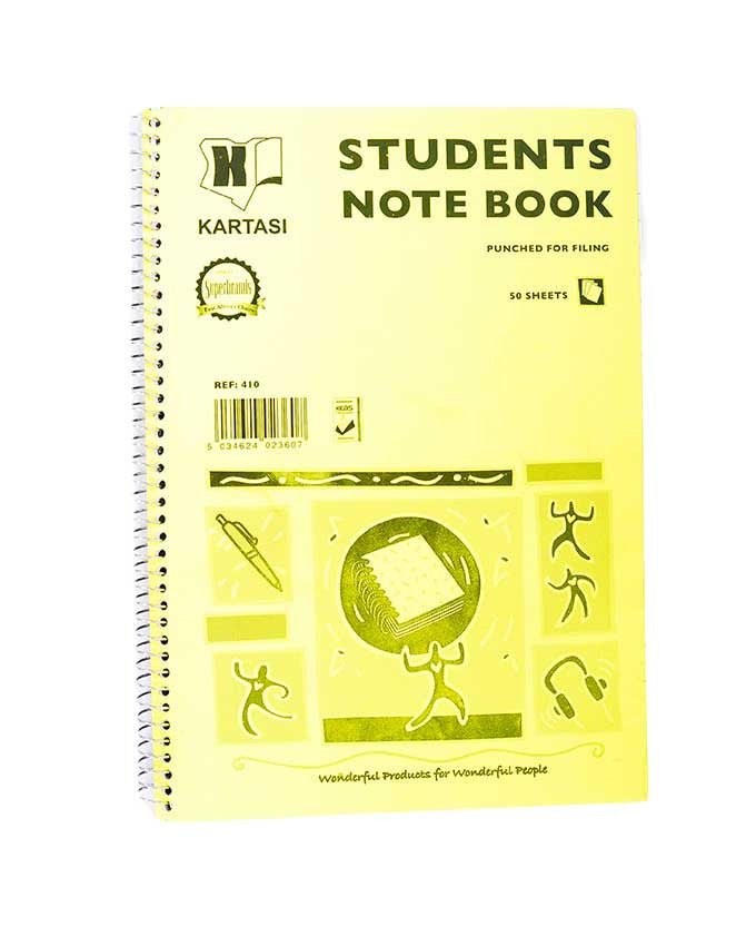 Note Book, A5 - Dolphin Stationers