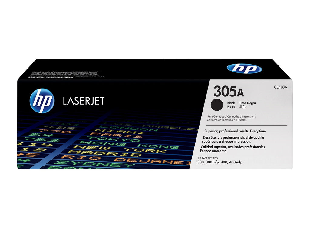 HP LASERJET TONER CARTRIDGE, HP 305A (410/,411,/412,/413) - Dolphin Stationers