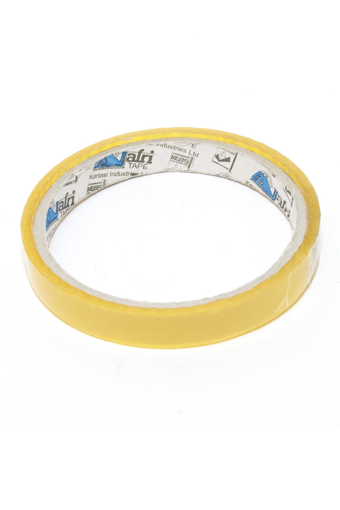 Clear Cellotape (12mmx25mts) - Dolphin Stationers