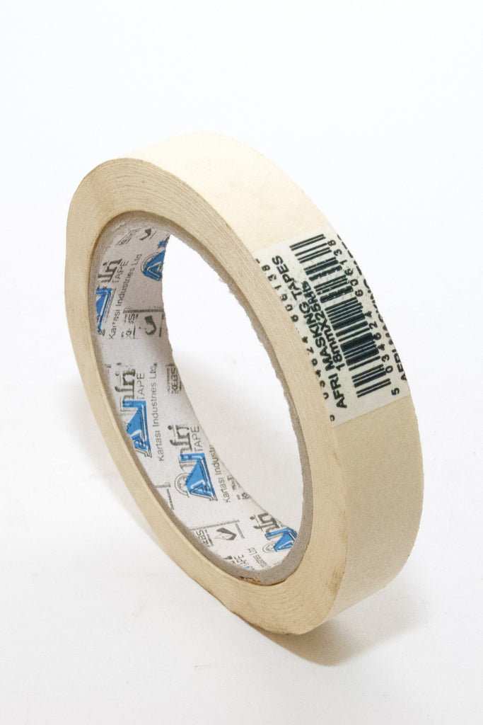 Masking Tape (18mmx25mts) - Dolphin Stationers