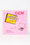 Post-it Notes (75mmx75mm) Medium - Dolphin Stationers